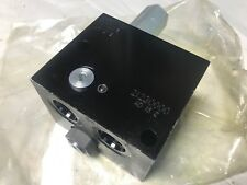 New Innotek 21230 Hydraulic Manifold Block With Hydac Check Valve Rv10a 01 C N 15