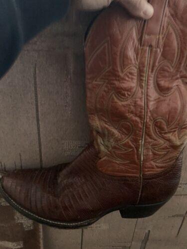 Armadillo cowboy boots
