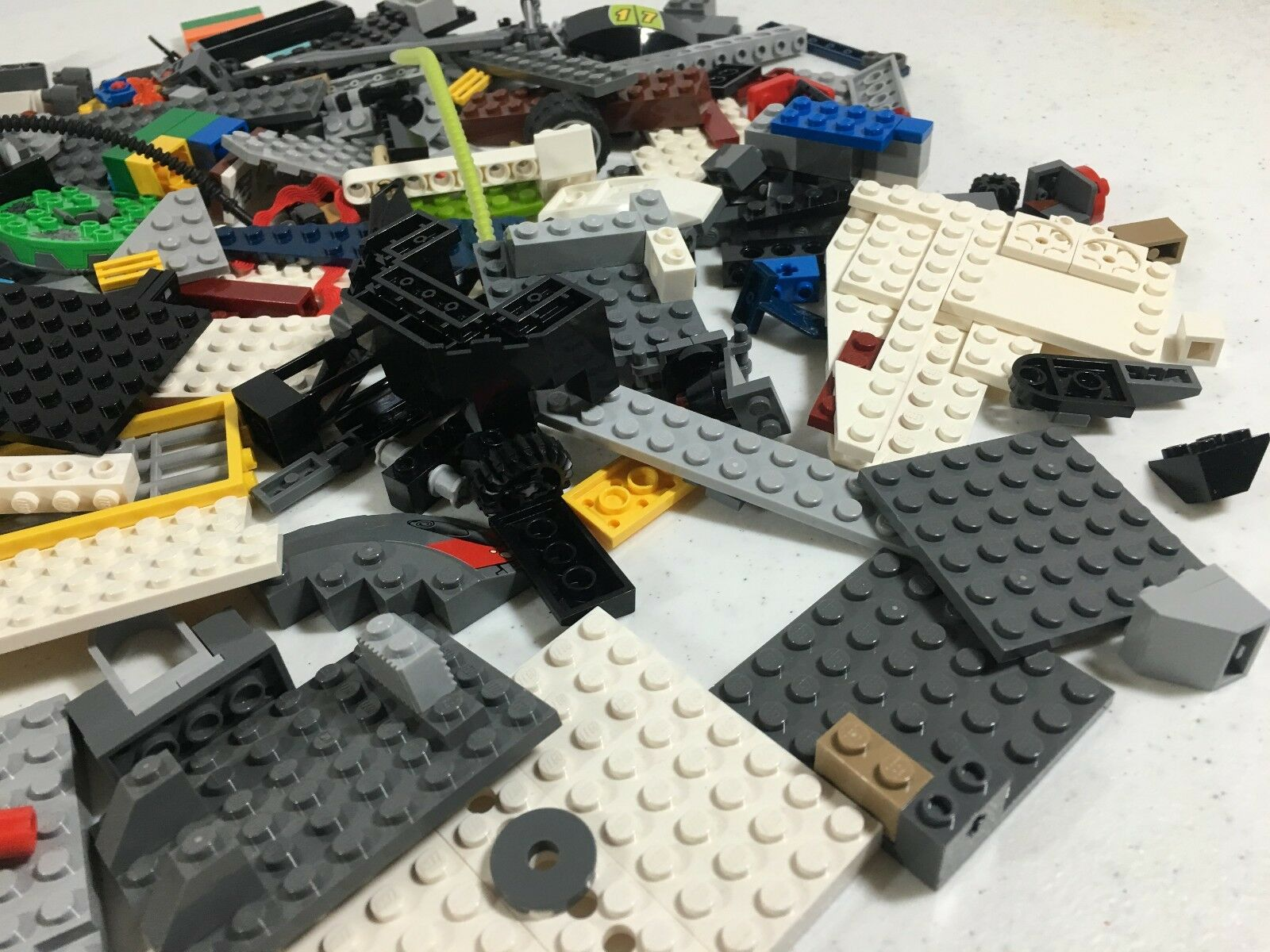 Lego Mixed Lot Star Wars Marvel Avengers Other Sets Sets Sets Various Pieces 158b27