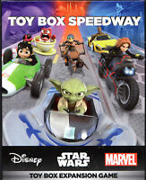 Disney Infinity 3.0 Toy Box Speedway Expansion Game (disc / Web Code Card)