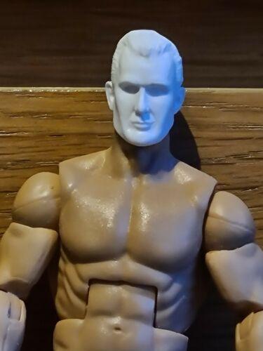 Cabeça Personalizada WWE Mattel Elenco-Mattel Chris Candido//forragens Skip