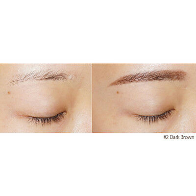 [TONYMOLY] 7 Days Tatoo Eyebrow  0.8ml #2 Dark Brown/ Brush pen type eyebrow