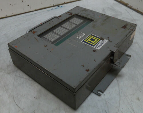 Square D Weld Control Panel, 8997 EQ5100DEP 1, Series Unknown, Used, WARRANTY