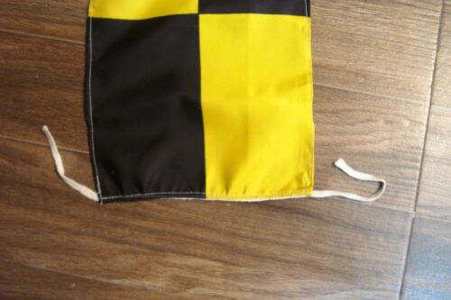 Set of Total 40 flag with CASE COVER MARITIME Signal Code FLAG Set