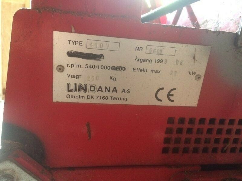 Flishugger, Lindana