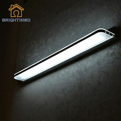 9W/12W LED Wall Mirror Front Light Bathroom Living Room Light Fixtures Lamp