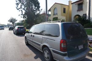 2005 Chevrolet Venture Van, Camping, Equipment
