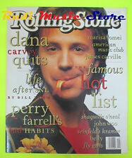 ROLLING STONE USA MAGAZINE 656/1993 Perry Farrell Dana Carvey Dinosaur Jr. No cd
