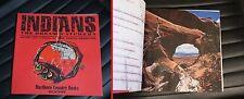 Indians + CD - Ed. Marboro Country Books - fotografia
