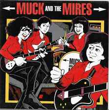 Dirty Water Records New Garage Punk Muck & the Mires I'm Down With That