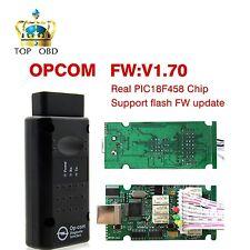 2017 Newest OPCOM V1.70 firmware A+++ quality OP-COM For Opel Diagno... [NO-VAT]