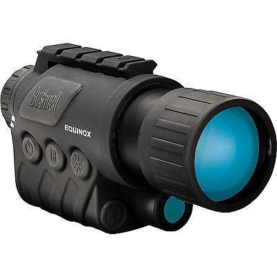 Bushnell Equinox 6x50mm Digital Night Vision Monocular, Black - 260650