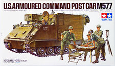 Tamiya 35071 US Armoured Command Post Car M577 1/35 scale kit