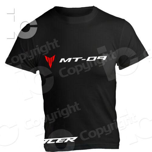 T-Shirt Yamaha MT 09 Tracer Racing Straße Schiene Diapason Serie Naked Rennen