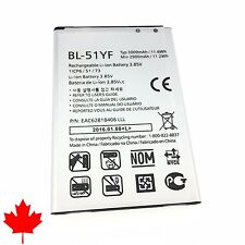 NEW LG G4 H812/H818 Replacement Battery BL-51YF 3000mAh