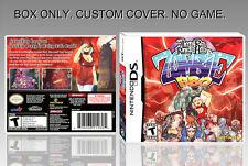 NINTENDO DS : ZOMBIE BBQ. ENGLISH. COVER + ORIGINAL BOX.(NO GAME)