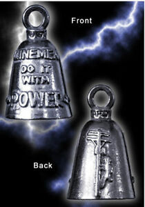 Bass Guardian Motorcycle Spirit Bell Gremlin Key Ring Accessory Gift