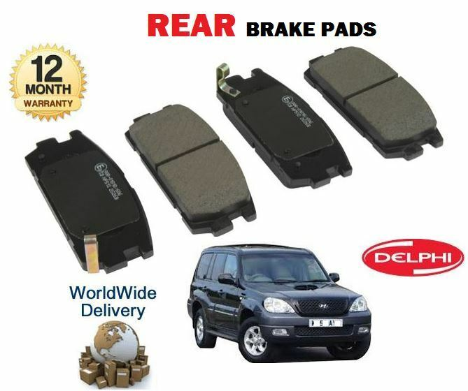 For Hyundai Terracan 2003-2007 New Rear Brake Pads  Set OE Quality  find your favorite here