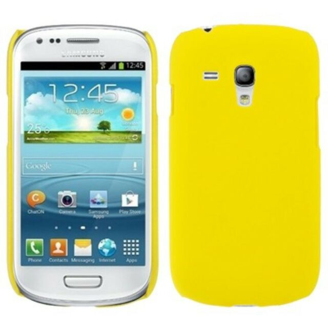 Protection Case Hard Cover for Mobile Phone Samsung Galaxy S3 Mini I8190 Top