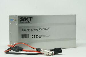 SXT-GEBRAUCHT-Batterie-36V-20Ah-LiFePo4-Akkupack-SXT-500EEC-SXT-500EEC-usw