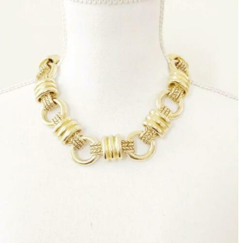 CHANEL Necklace Claire Deve Vintage Used From Jap… - image 1