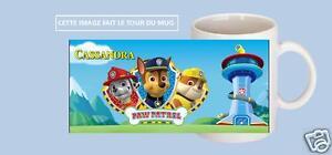 Réf Patrol Sur Détails Patrouille Personnalisé Céramique Mug Tasse Pat 248 Prénom Paw mN80vnw