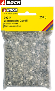 NOCH-09214-Natural-Stones-250-G-100-G-New-Boxed