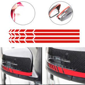 Stripe-Emblem-Rearview-Side-Mirror-Sticker-Vinyl-Car-Decal-For-Benz-Mercedes