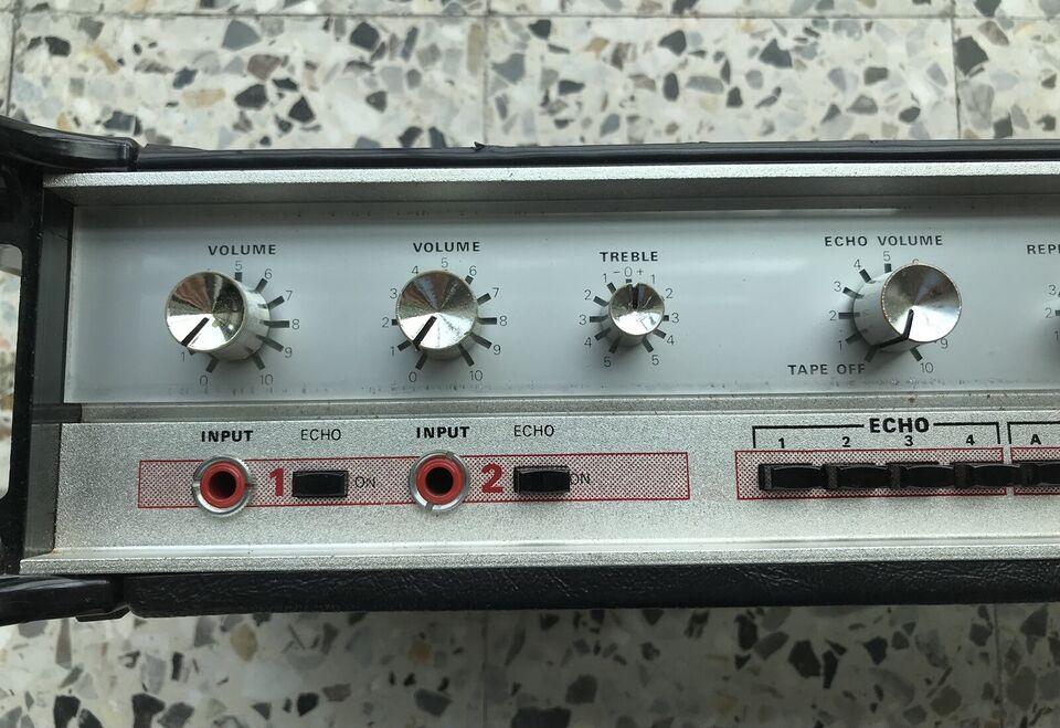 Båndekko, HH eIectronic MuIti-Echo