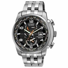 New Citizen Eco-Drive AT9010-52E World Time Atomic Radio Controlled Men's Watch