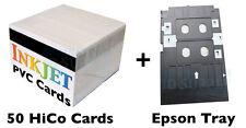 Inkjet PVC ID Card Kit - Mag Stripes - Epson R280, Artisan 50, RX595 and more
