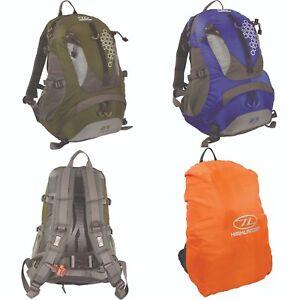 Highlander Summit Rucksack 25l 40l Backpacking Hiking Trekking Walking Camping Ebay