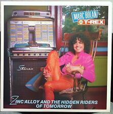 MARC BOLAN & T. REX zinc alloy Very Limited Original 1983 UK 2 LP Mint- MARCL505