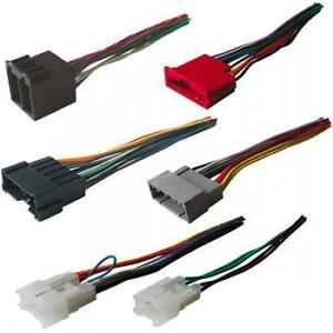 Image Is Loading Car Stereo Wiring Harness Connector Coupler Socket