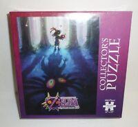 The Legend Of Zelda Majora's Mask Collector's 550 Piec Jigsaw Puzzle Nintendo