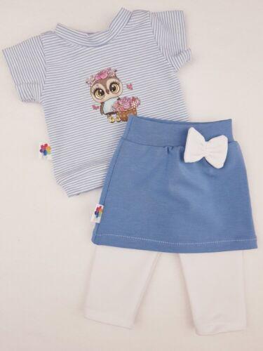 VANABU® Puppenkleidung Set SONDERAKTION für 46 cm 50 cm Schlanke Steh Puppen