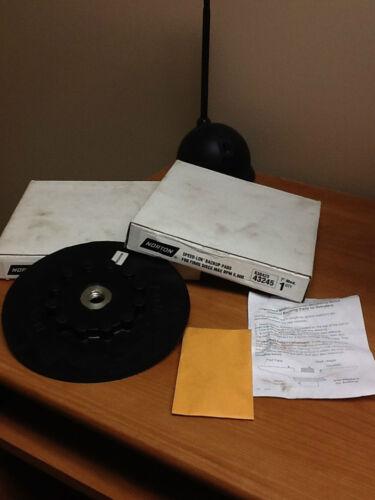 "Medium Speed-lok Back-up Pad Norton 7/"" TS Discs"