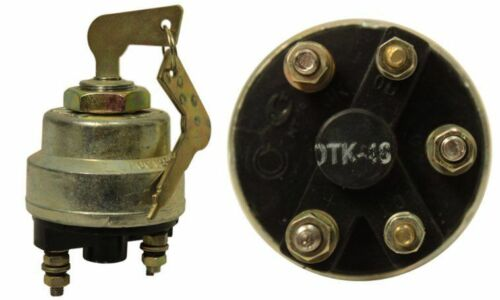 Zündschloss alte AusführungMTS Belarus 50 52 80 82 Teil Nr VK316B Orginal