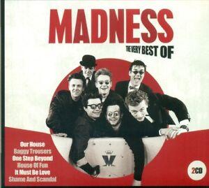 Madness-Very-Best-of-2-CD-Digipak-NEW