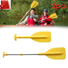 Canoe Small Boat Pair Adjustable Paddles