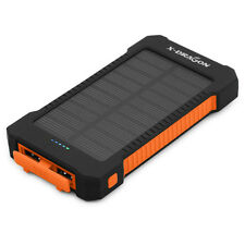 Universal Compact Solar Juice Power Bank Portable Charger fo SmartPhone 20000mAh