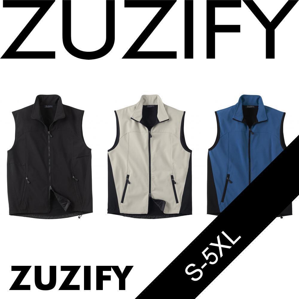 ZUZIFY Waterproof Soft Shell Performance Vest. IE0741