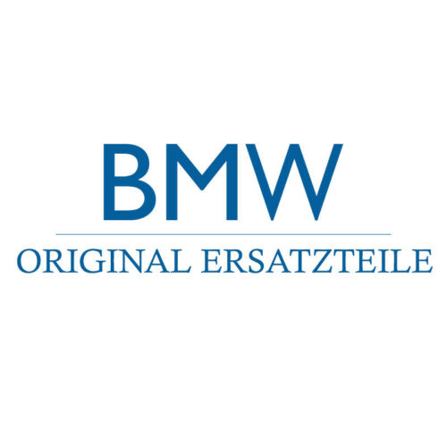 Original BMW E34 Limousine Touring Kühlsystem Wasserschlauch OEM 11531722851