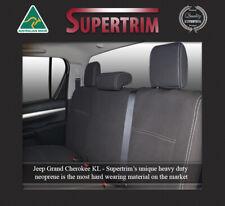 Rear Seat Covers Fit Jeep Cherokee Waterproof Premium Neoprene