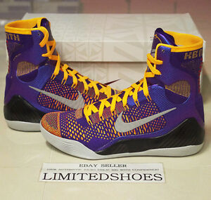 big sale 2b864 b553b ... cheap image is loading nike kobe ix 9 elite showtime 630847 500 83cb1  4f245