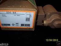 Taco 006-b4 Bronze Circulating Pump 3/4 Sweat Circulates Water Wood Boiler