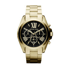 Original Michael Kors MK5739 Bradshaw Unisex Damen Chronograph Uhr NEU und OVP
