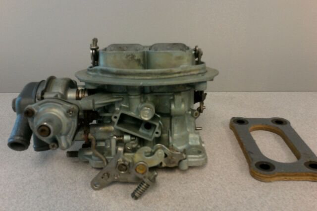 HOLLEY-WEBER 5210 CARBURETOR CHEVROLET 1975