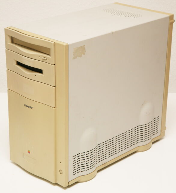 APPLE POWER MACINTOSH 8500/180 Computer (PowerPC 604e @ 180MHz) PowerMac  Mac for sale online