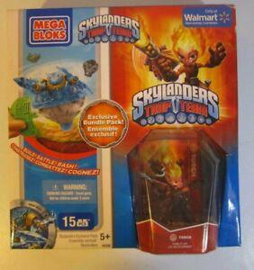 New Mega Bloks Skylanders Trap Team Hero Packs Torch Exclusive Bundle Pack Set